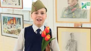 Поэтическая страничка ко Дню Победы
