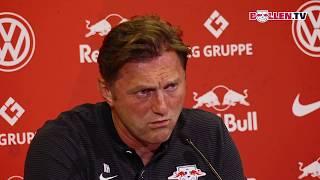 RB Leipzig: PK vor dem Heimspiel gegen VfB Stuttgart