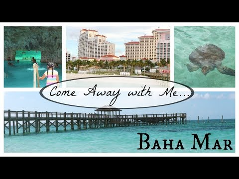 Baha Mar Resort |  Bahamas |  Ocean View Room Tour 2017 | New LUXURY RESORT!