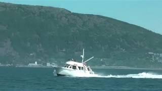 Охотське море. На рибалку м. Чирикова. Магадан