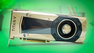 Early Access Hardware? NVIDIA's $3,000 Titan V!