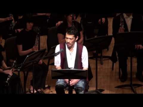 交響曲第1番「指輪物語」 朗読付き 1.ガンダルフ  後半 BRASS EXCEED TOKYO 13.May2011