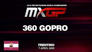 Antonio CAIROLI - 360 GoPro Lap - MXGP of Trentino 2019 #Motocross