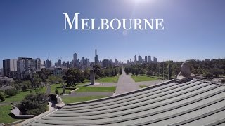 Greater Melbourne : the good life