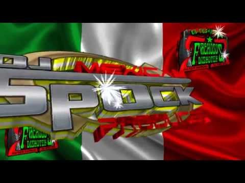 DJ SPOCK MIX 2015 by FACHOSOS DISKOTEK ( MEXICAN HARDSTYLE )