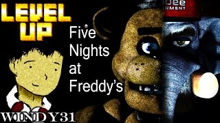 Level up 31 Five nights at freddy s с Windy31