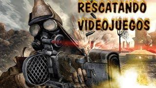 Rescatando videojuegos - IRONSTORM WORLD WAR ZERO [PS2]