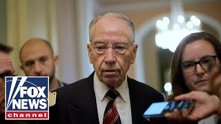 Grassley extends deadline for Kavanaugh accuser