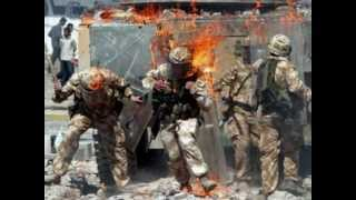 British Army Tribute - Bryan Adams Never Let Go