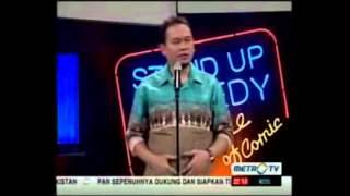 Cak Lontong Battle of Comics   Standup Comedy MetroTV