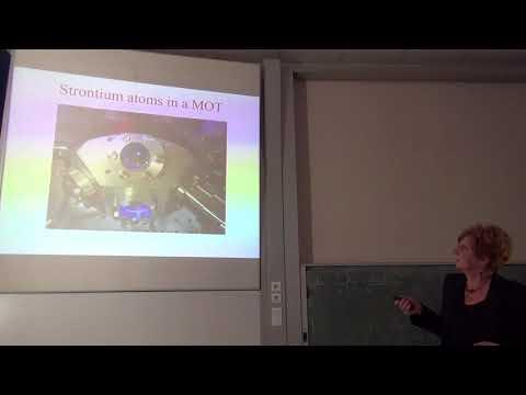 Ultracold atoms for the new quantum technologies, Michele Leduc, ECI Paris 2018