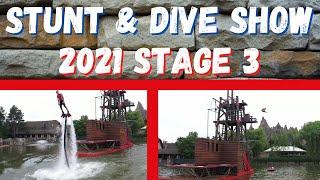 Canada's Wonderland Stunt & Dive Show