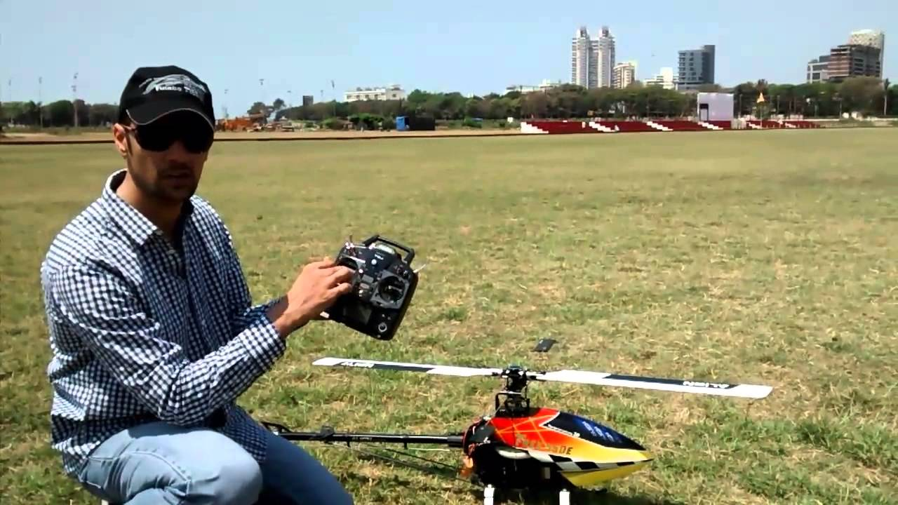 From paper planes to radio-controlled ones, aeromodelling