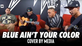 Media (Blue Ain't Your Color) Cover