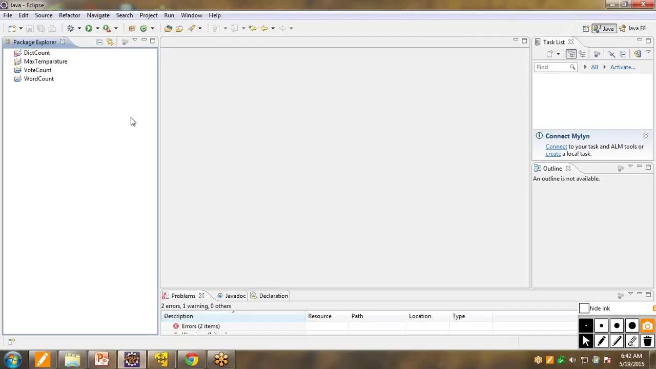 Hadoop tutorials for beginners part 9 youtube hadoop tutorials for beginners part 9 baditri Image collections