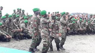 Video Pembaretan Infanteri 2017 (HipHop) download MP3, 3GP, MP4, WEBM, AVI, FLV April 2018