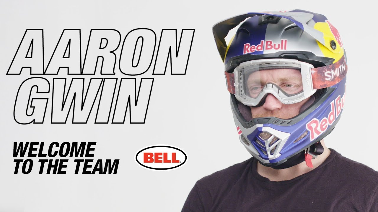 ead3e249aca The Champ Is Back: Aaron Gwin - YouTube