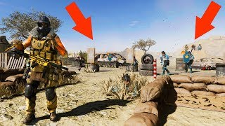 OUT OF THE MAP HIDE AND SEEK in MODERN WARFARE!?!? HIDE N SEEK ON MODERN WARFARE