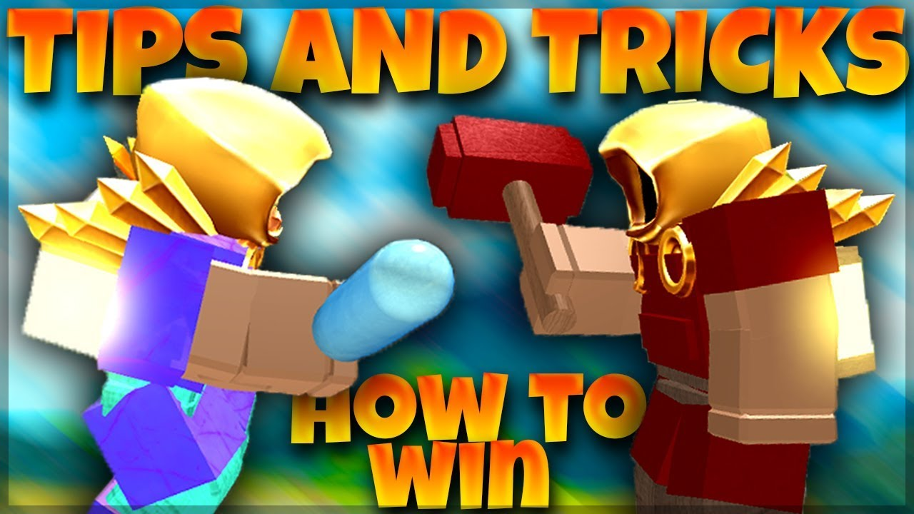 How To Win Every Fight Tips And Tricks Roblox Booga Booga