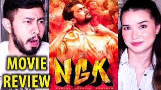NGK | Suriya | Sai Pallavi | Rakul Preet Singh | Selvaraghavan | Review!