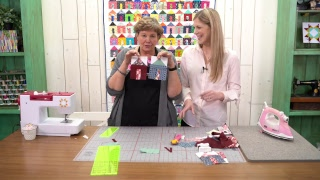 Replay: Create A Tiny House Quilt Block With Jenny And Misty From Missouri Star  How-to Video
