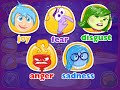 Video Game - Riley's Inside Out Emotions - Cutezee.com