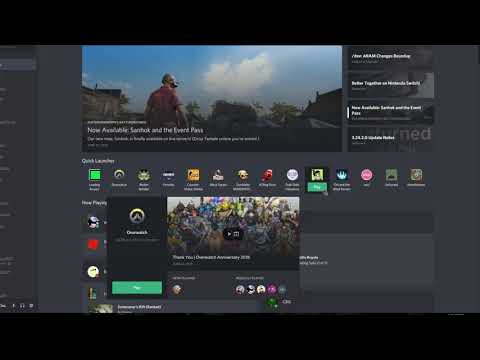 How to Use Discord's New Activity Tab Feature 2018