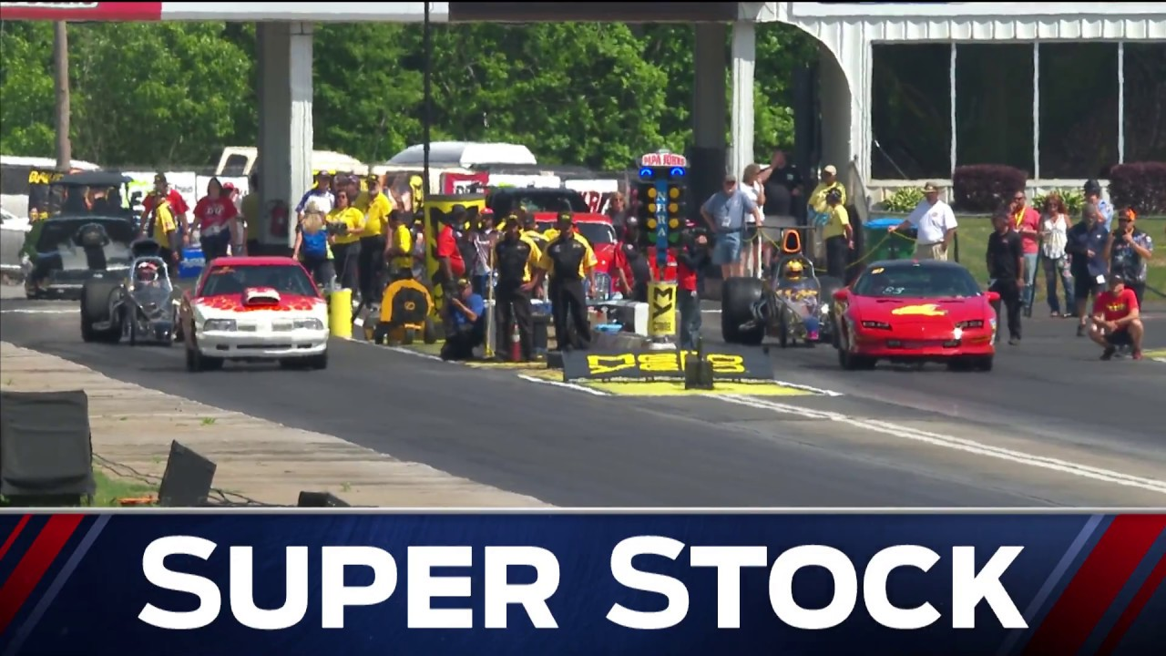 #SouthernNats Super Stock winner Kevin Helms