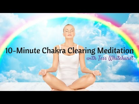 10 Minute Chakra Clearing Meditation