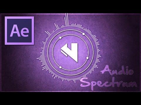 [After Effects] Audio Spectrum Tutorial