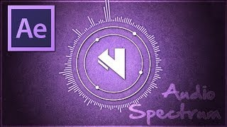 [After Effects] Audio Spectrum Tutorial