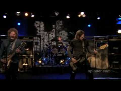 Mastodon - Divinations [Live - The Interface] Widescreen