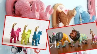 Old Toys Recycled Crafts Ideas