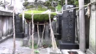 御社宮司(ミシャグジ)神社 岡谷市 観光名所