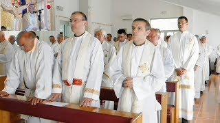 Vepric: Svećenički dan