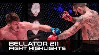 Bellator 211: Fight Highlights