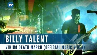 Billy Talent - Viking Death March (Official Music Video)