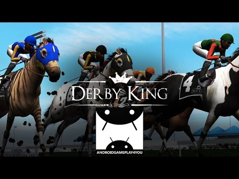 Derby King: Horse Racing Android GamePlay Trailer (1080p) (By Third Time, LLC) [Game For Kids]