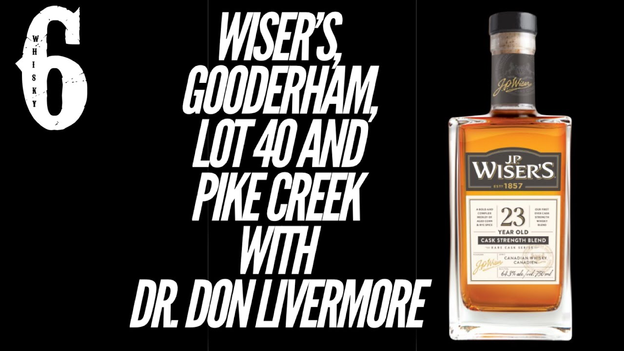 LIVE WITH MASTER BLENDER DON LIVERMORE