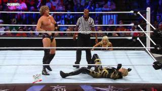 WWE Superstars: Goldust vs. William Regal