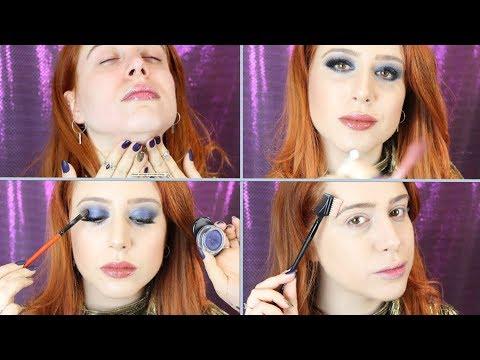 ASMR 🖌Self Makeup Lesson Relaxing Roleplay (ita)   Erikioba