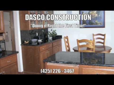 Basement Remodeling Refinishing Bellevue WA Dasco Constructi