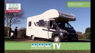 MMM TV expert advice: Pitching up a motorhome
