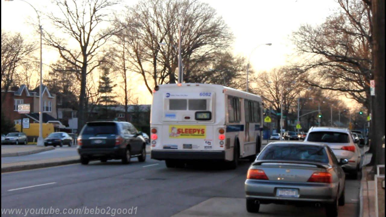 nycta / nice bus: q12 / q13 / q76 / n20 / n21 at francis lewis blvd