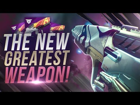 The New Greatest Weapon! Destiny 2 Jian 4 Rifle New Monarchy Pulse! thumbnail