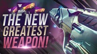 The New Greatest Weapon Destiny 2 Jian 4 Rifle New Monarchy Pulse