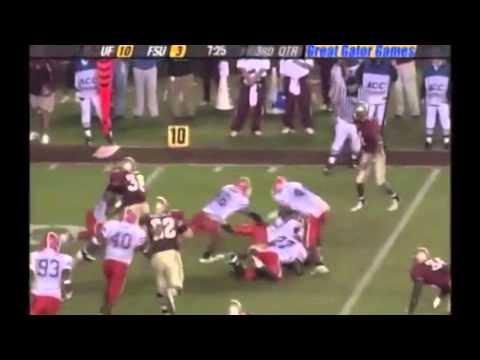 2004: Florida Gators vs. #8 Florida State Seminoles