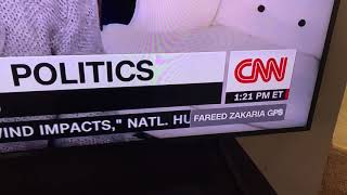 CNN Banner News on Bus Industry Woes - Oct 25, 2020
