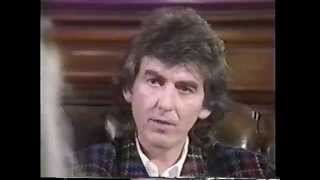 George Harrison - 1987 - Interview @ W. 57th St.