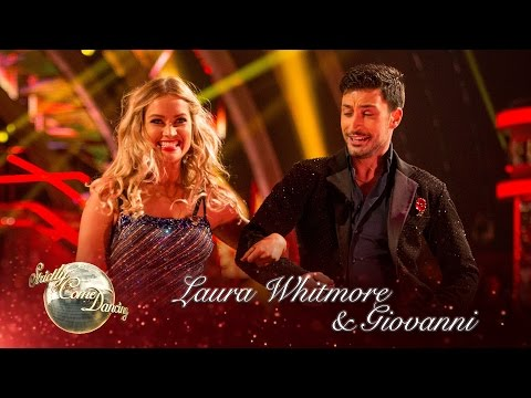 Laura Whitmore and Giovanni Pernice Samba to 'Bamboleo' by Gipsy Kings - Strictly 2016: Week7